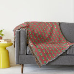 Old Fashioned Tree Throw Blanket