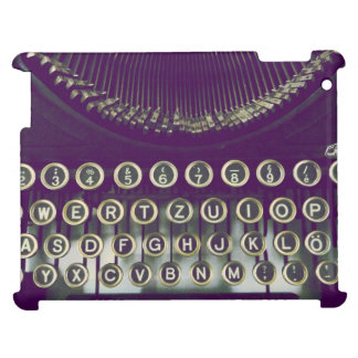 Old fashioned typewriter case for the iPad 2 3 4