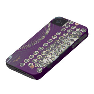 old fashioned typewriter iPhone 4 cover