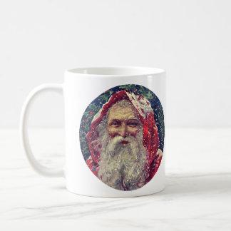 Old-fashioned Victorian Saint Nicholas Coffee Mug
