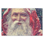 Old-fashioned Victorian Saint Nicholas Tissue Paper