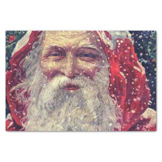 Old-fashioned Victorian Saint Nicholas Tissue Paper