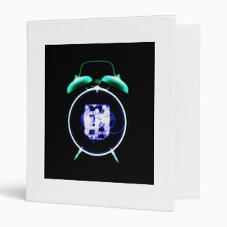 Old Fashioned X-Ray Vision Alarm Clock - Original Binder