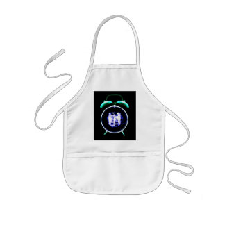 Old Fashioned X-Ray Vision Alarm Clock - Original Kids' Apron