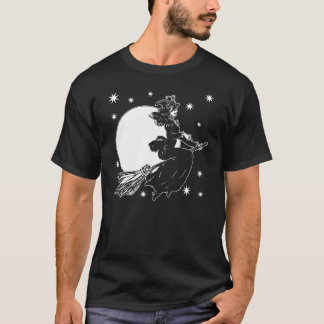 Old Fashoned Witch T-Shirt