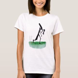 old father time - cricket, tony fernandes T-Shirt