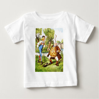 Old Father William From Alice in Wonderland Baby T-Shirt
