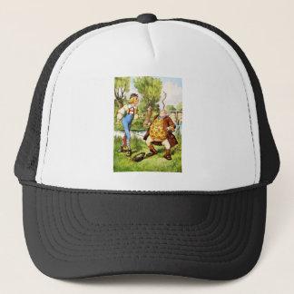 Old Father William From Alice in Wonderland Trucker Hat