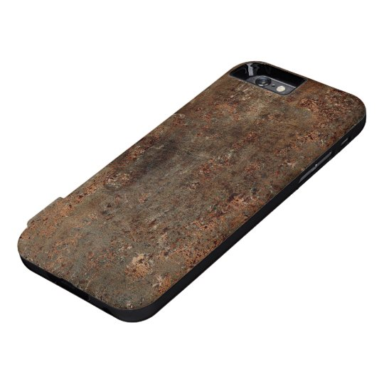 Old Faux Leather iPhone 6 Case