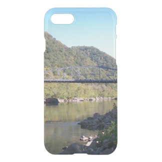 Old Fayette County Bridge iPhone 7 Case
