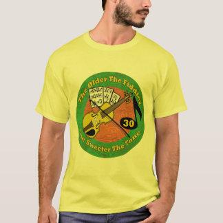 Old Fiddler 30th Birthday Gifts T-Shirt