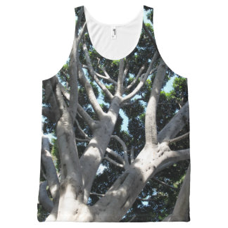 Old Fig Tree All-Over-Print Tank Top