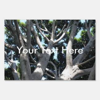 Old Fig Tree Lawn Sign