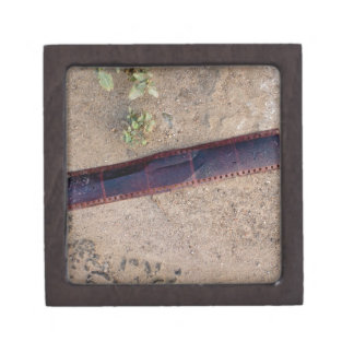 Old Film strip - not used any more Premium Trinket Boxes