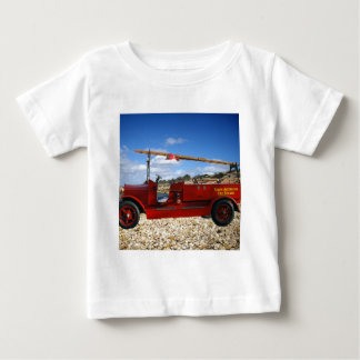 Old_Fire_Truck,_From_Yester_Year,_ Baby T-Shirt