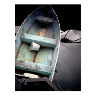 Old Fishing Boat Postcard