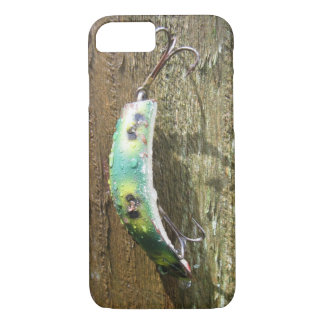 Old Fishing Lure iPhone 8/7 Case