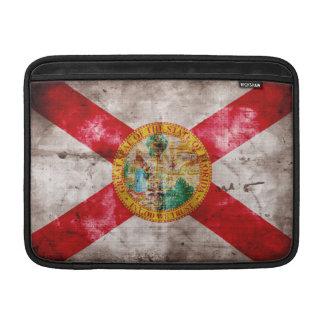 Old Florida Flag; Sleeve For MacBook Air