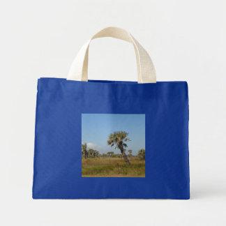 OLD FLORIDA SCRUB on A1A Tote Bag