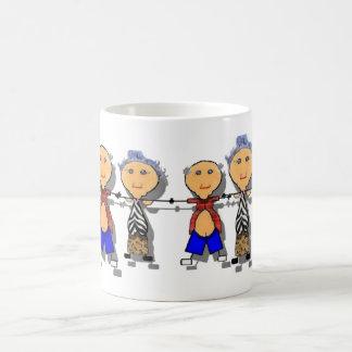 Old Fogies Coffee Mug
