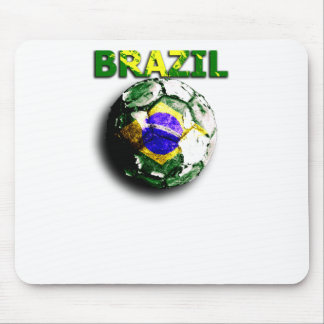 Old football (Brazil) Mouse Pad