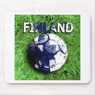 Old football (Finland) Mouse Pad