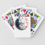 Old football (France) Poker Cards