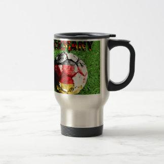 Old football (germany) mug
