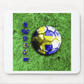 Old football  sweden mouse pad