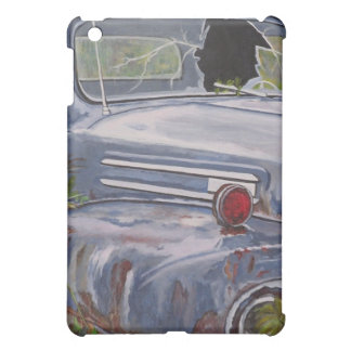 Old Ford Truck painting iPad case CricketDiane