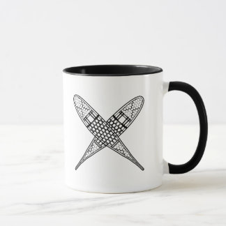 Old Forge is Calling - Snowshoes Mug