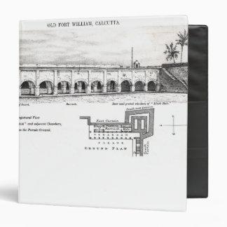 Old Fort William, Calcutta Binder