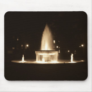 Old Fountain-Pad Mouse Pad