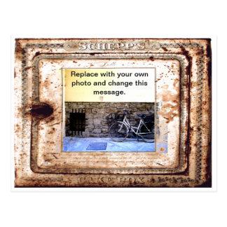 Old Frame Postcard