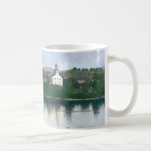 Old Free Meeting House, Bingham Maine Coffee Mug