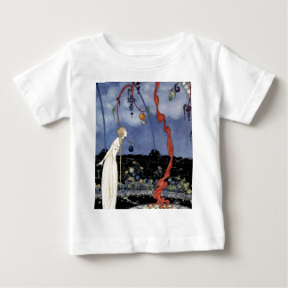 Old French Fairy Tales: A Tree of Marvelous Beauty Baby T-Shirt