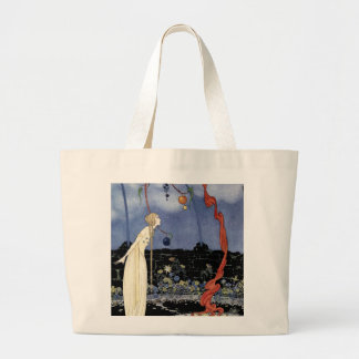Old French Fairy Tales: A Tree of Marvelous Beauty Bag