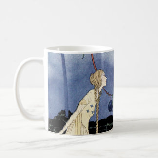Old French Fairy Tales: A Tree of Marvelous Beauty Classic White Coffee Mug