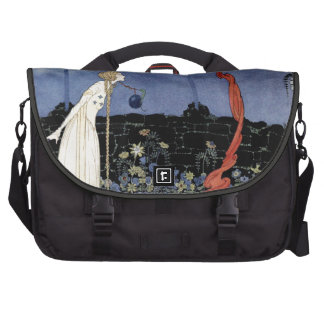 Old French Fairy Tales: A Tree of Marvelous Beauty Commuter Bag