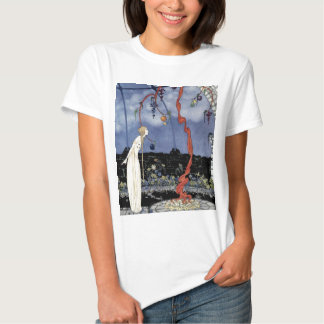 Old French Fairy Tales: A Tree of Marvelous Beauty T Shirt