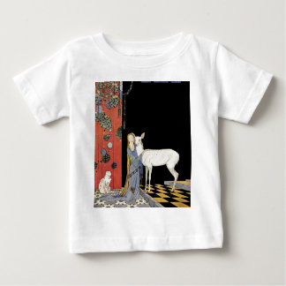 Old French Fairy Tales: Bonne-Biche Baby T-Shirt