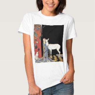 Old French Fairy Tales: Bonne-Biche Shirt