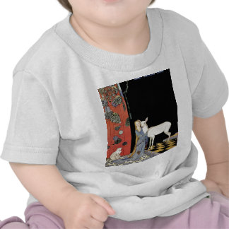 Old French Fairy Tales: Bonne-Biche Tee Shirts