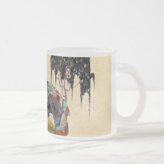 Old French Fairy Tales: In My Domain 10 Oz Frosted Glass Coffee Mug
