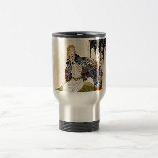 Old French Fairy Tales: In My Domain 15 Oz Stainless Steel Travel Mug