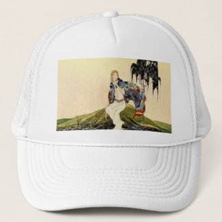 Old French Fairy Tales: In My Domain Trucker Hat