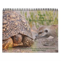 Old Friends, new Friends - FKMP Calendar 2011