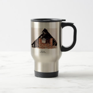 Old Gable By Schiele Egon Mugs