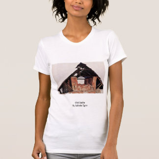 Old Gable By Schiele Egon Tee Shirts