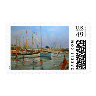 Old Gaffers Yarmouth Isle of Wight 2011 Postage Stamps